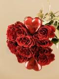 De Viering van de valentijnskaartendag Royalty-vrije Stock Foto's