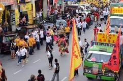 De Viering van de verjaardag van Deity NGO van Kong Teck Choon Stock Afbeeldingen