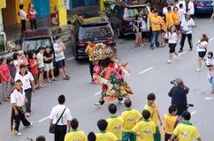 De Viering van de verjaardag van Deity NGO van Kong Teck Choon Royalty-vrije Stock Foto
