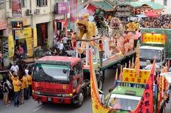 De Viering van de verjaardag van Deity NGO van Kong Teck Choon Stock Foto