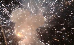 De Viering van Diwali stock afbeelding