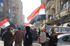 De viering van Egypte Stock Foto