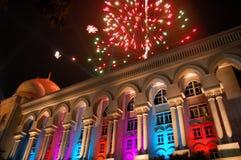 De Viering van het festival Royalty-vrije Stock Fotografie