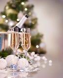 De Viering van het nieuwjaar Royalty-vrije Stock Afbeeldingen