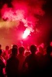 de Viering van de het 92ste Jaarverjaardag van Goztepe-Sportclub Stock Fotografie