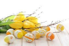 De viering van Pasen stock afbeelding