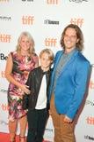 ` De Vierkante `-première bij Internationaal de Filmfestival van Toronto stock afbeelding