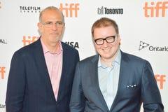 De Vierkante première bij Internationaal de Filmfestival van Toronto royalty-vrije stock afbeelding