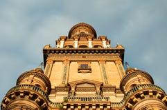 De Vierkante toren van Spanje Royalty-vrije Stock Foto
