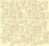 De vierkanten van BG Royalty-vrije Stock Afbeeldingen
