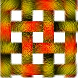 Bluryvierkanten Stock Afbeeldingen