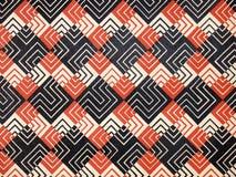 De vierkanten van het patroon Royalty-vrije Stock Afbeelding
