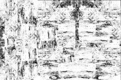 De vierkantenmasker van Grunge royalty-vrije illustratie