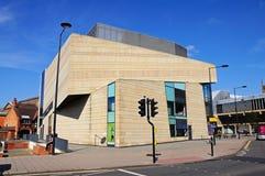 De Vierlinggalerij, Derby stock afbeeldingen