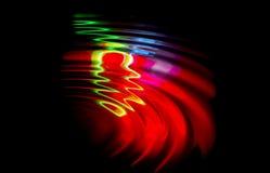 De Vijver van het neon Stock Afbeeldingen