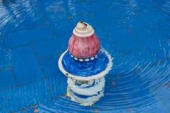 De vijver van het water Royalty-vrije Stock Afbeelding