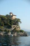 De Villa van de heuveltop Royalty-vrije Stock Afbeelding