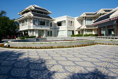 De villa van de tuin Royalty-vrije Stock Afbeelding