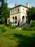 De villa van het land Royalty-vrije Stock Afbeeldingen