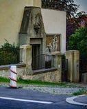 De Villa van Ladislav Saloun ` s stock afbeeldingen