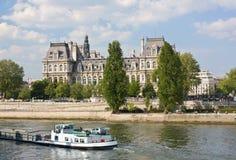 de ville Hotel Paris Obrazy Stock