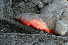 De Vingers van de lava Royalty-vrije Stock Afbeelding