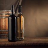 De vinho da fatura vida ainda Imagem de Stock Royalty Free