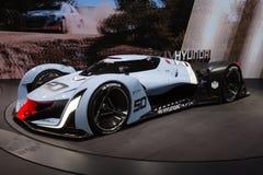2015 de Visie Gran Turismo van Hyundai N 2025 Stock Afbeelding