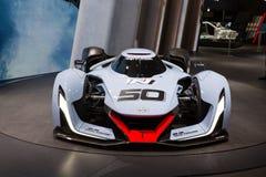 2015 de Visie Gran Turismo van Hyundai N 2025 Royalty-vrije Stock Foto's