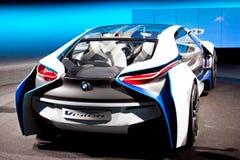 De Visie van BMW Stock Afbeeldingen