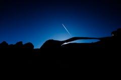 De visie van de nacht Stock Fotografie