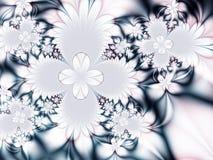 De visie van de winter Stock Fotografie