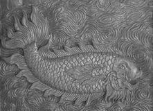 De vissen snijden Royalty-vrije Stock Foto