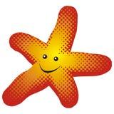 De vissen van de ster stock illustratie