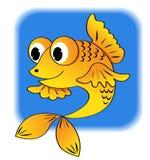 De vissen van het beeldverhaal. Royalty-vrije Stock Fotografie
