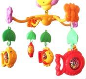 De Vissen van het stuk speelgoed Royalty-vrije Stock Afbeeldingen