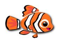 De vissen van Nemo Stock Foto's