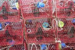 De visserij van Commerical Stock Foto