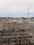 De visserij van dorp op Prins Edward Island 2 royalty-vrije stock afbeeldingen