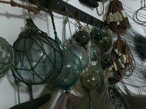 De visserij van Museum in Sopot Polen royalty-vrije stock afbeeldingen