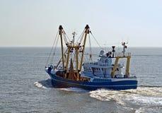 De visserij van schip Stock Foto's