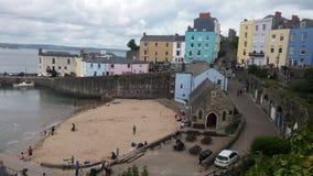 De visserij van Stad Wales royalty-vrije stock fotografie