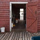 De visserijkeet van Newfoundland Royalty-vrije Stock Fotografie