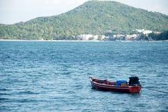 De vissersboot Royalty-vrije Stock Afbeelding
