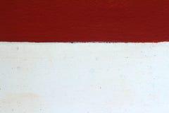 De vita väggarna är bakgrund Arkivbilder