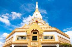 De Vlaamse gaai Dee Chaiyamongkol, Roi van Wat Et, Thailand Royalty-vrije Stock Afbeeldingen
