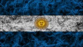 De Vlag van Argentinië Royalty-vrije Stock Afbeeldingen