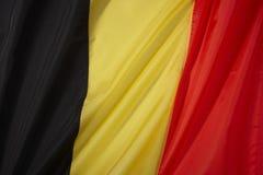 De Vlag van België Stock Foto