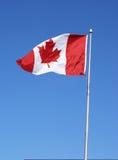 De vlag van Canada Royalty-vrije Stock Foto
