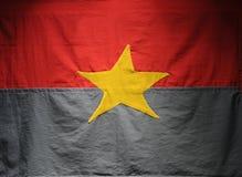 De Vlag van Cong van Viet Stock Afbeeldingen